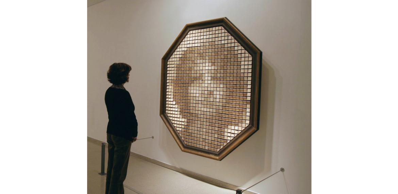 <em>Wooden Mirror</em>