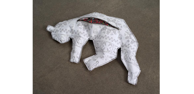 <em>Body Bag for Cats (High Density Polyethylene / HDPE), No. 1</em>