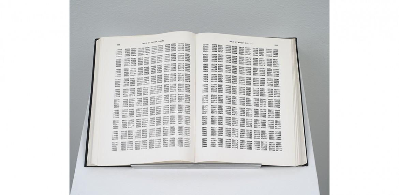 book of random numbers rand