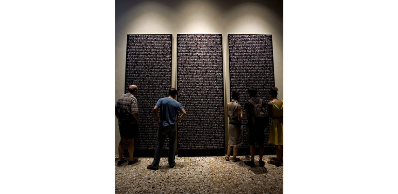 <em>1000 Platitudes Triptych</em>