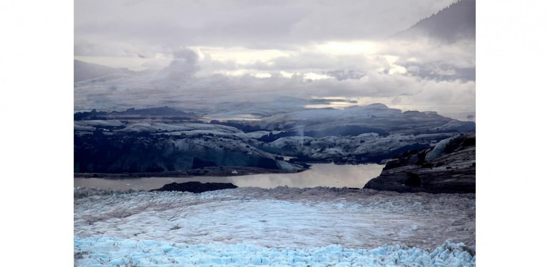 <em>Portrait of Glaciers: Mendenhall + Herbert 1</em>