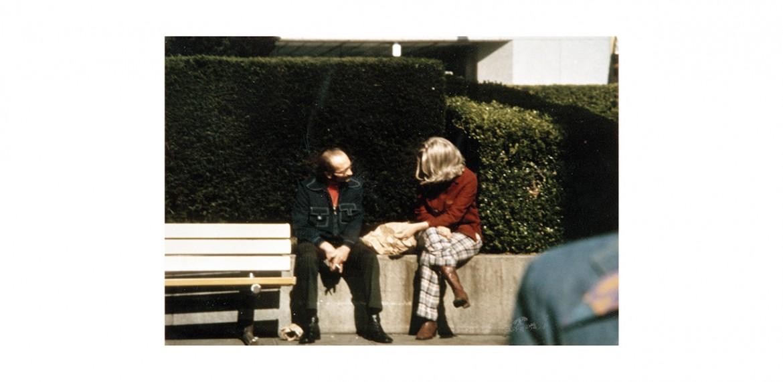 <em>Roberta and Blaine in Union Square Park (Medium Shot)</em>